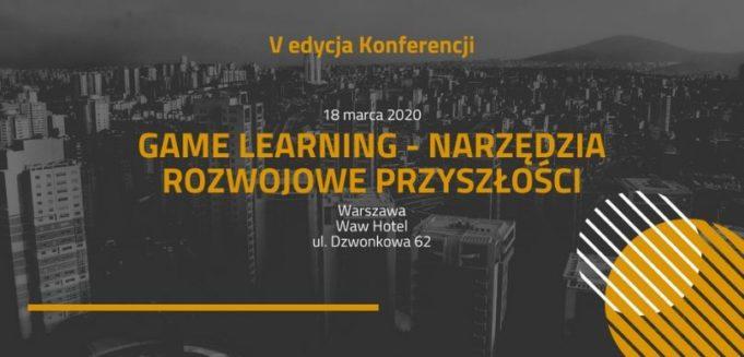 konferencja game learning grywalizacja